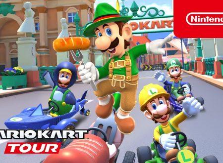 Mario Kart Tour: pubblicato il trailer del Tour di Berlino, disponibile ora nel titolo mobile