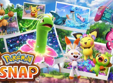 New Pokémon Snap: il titolo in arrivo il 30 aprile sui Nintendo Switch europei