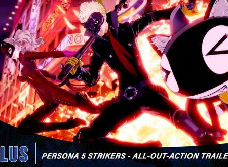Persona 5 Strikers, pubblicato un nuovo trailer dedicato al titolo