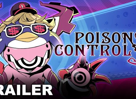 Poison Control: pubblicato un nuovo gameplay trailer del titolo