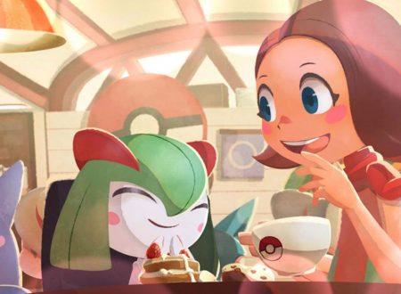 Pokémon Cafe Mix: il titolo aggiornato alla versione 1.91.0 sui Nintendo Switch europei