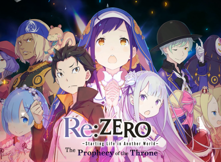 Re:ZERO – Starting Life in Another World: The Prophecy of the Throne, pubblicato un video commercial giapponese