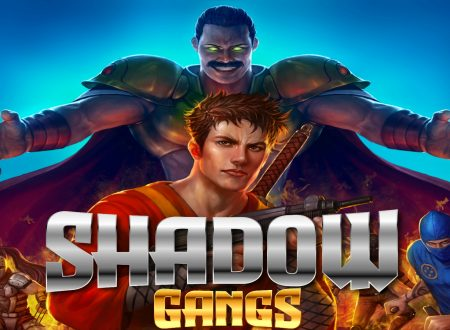Shadow Gangs: uno sguardo in video al titolo dai Nintendo Switch europei