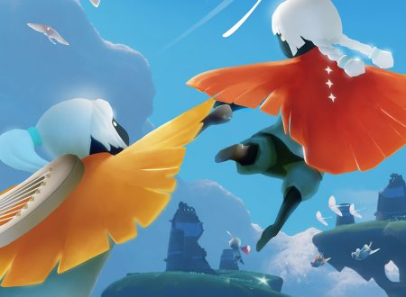 Sky: Children of the Light, il titolo in arrivo nella primavera 2021 su Nintendo Switch