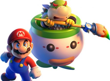 Super Mario 3D World + Bowser's Fury: svelato il filesize e nuovi artwork dedicati al titolo