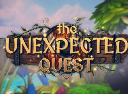 The Unexpected Quest, uno sguardo in video al titolo dai Nintendo Switch europei