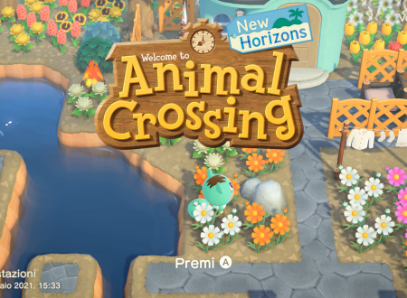 Animal Crossing: New Horizons, il titolo aggiornato alla versione 1.8.0 sui Nintendo Switch europei