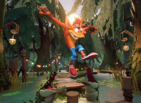 Crash Bandicoot 4: It's About Time, il titolo in arrivo il 12 marzo su Nintendo Switch