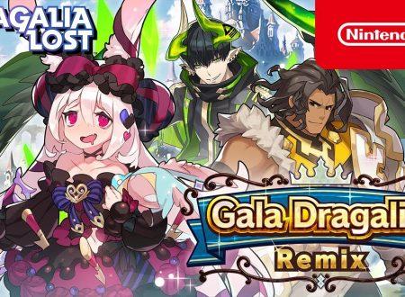 Dragalia Lost: annunciato il ritorno dell'evento: Gala Dragalia Remix per il 13 febbraio