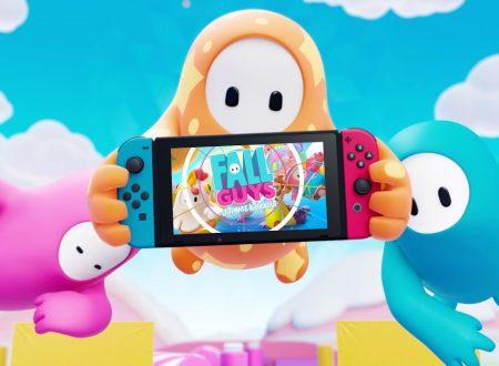 Fall Guys: Ultimate Knockout, annunciato il rinvio del titolo sui Nintendo Switch europei