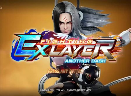 Fighting EX Layer: Another Dash, il titolo annunciato per l'arrivo nel 2021 su Nintendo Switch