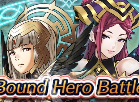 Fire Emblem Heroes: ora disponibile la nuova Battaglia legame, Veronica e Loki