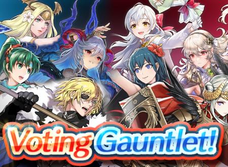 Fire Emblem Heroes: ora disponibile la sfida ai voti: Fase finale SUE 2021