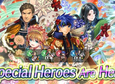 Fire Emblem Heroes: ora disponibili gli eroi speciali: Greil nel cuore, atto secondo
