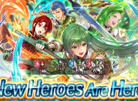 Fire Emblem Heroes: ora disponibili i nuovi eroi speciali: Un lascito longevo