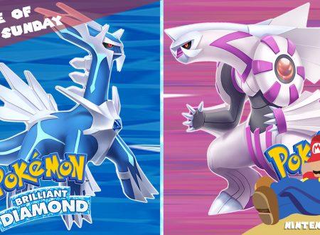 Game of the Sunday – Il gioco della domenica: doppia run su Pokèmon Diamante e Perla, in attesa dei remake su Nintendo Switch
