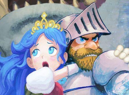 Ghosts 'n Goblins Resurrection: pubblicato il trailer di lancio del titolo su Nintendo Switch