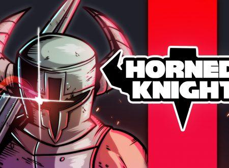 Horned Knight: uno sguardo in video al titolo dai Nintendo Switch europei