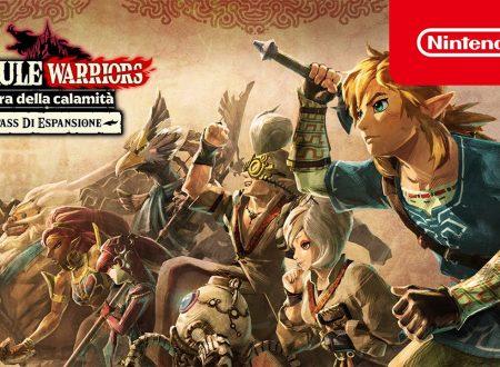 Hyrule Warriors: L'era della calamità, annunciato l'arrivo del Pass di espansione
