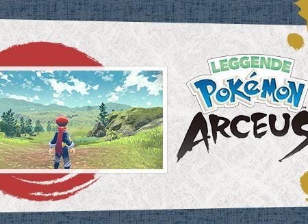 Leggende Pokémon: Arceus, il prequel della regione di Sinnoh in arrivo a inizio 2022 su Nintendo Switch