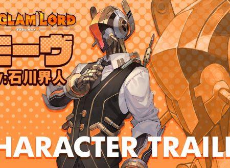 Maglam Lord: pubblicato un nuovo trailer giapponese dedicato a Morv