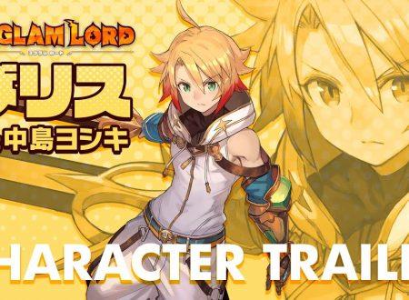 Maglam Lord: pubblicato un nuovo trailer giapponese dedicato a Dalis