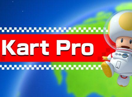 Mario Kart Tour: il titolo aggiornato alla versione 2.8.0 su Android e iOS