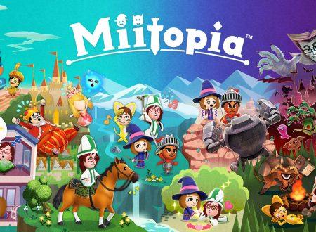 Miitopia: il titolo annunciato per l'arrivo il 21 maggio sui Nintendo Switch europei