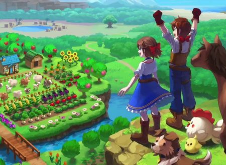 Nintendo Switch: svelati i filesize di Harvest Moon: One World, Clocker ed altri titoli