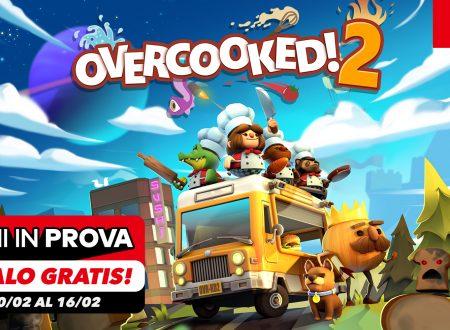 Overcooked! 2: il titolo presto disponibile tra i Giochi in prova con il Nintendo Switch Online