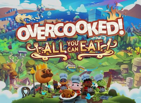 Overcooked! All You Can Eat, il titolo in arrivo il 23 marzo sull'eShop di Nintendo Switch