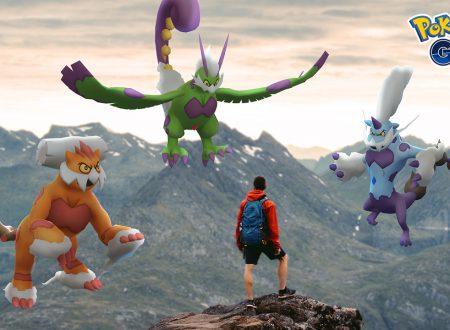 Pokèmon GO: annunciato l'arrivo imminente della stagione delle leggende