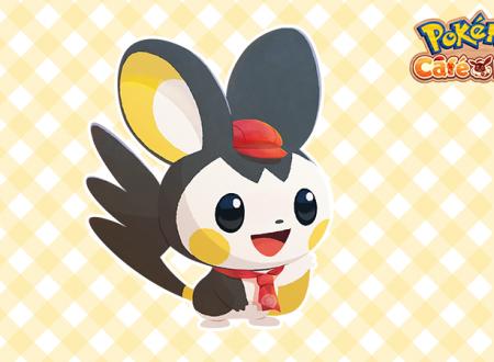 Pokémon Cafe Mix: svelato l'arrivo di nuovi stage evento con Emolga come ospite speciale