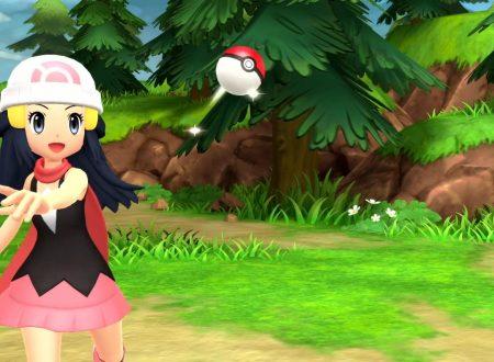 Pokémon Diamante Lucente e Perla Splendente: i remake presenteranno NPC provenienti da Pokèmon Platino
