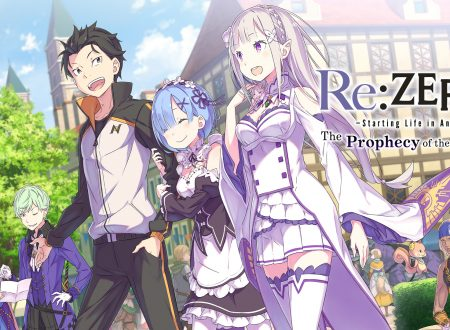 Re:ZERO – Starting Life in Another World: The Prophecy of the Throne, uno sguardo in video al titolo dai Nintendo Switch europei