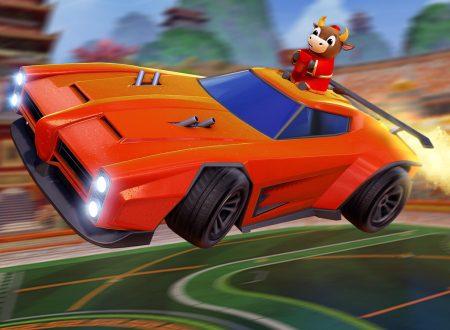 Rocket League: il titolo aggiornato alla versione 1.93 sui Nintendo Switch europei