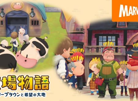 STORY OF SEASONS: Pioneers of Olive Town, pubblicati due video commercial giapponesi