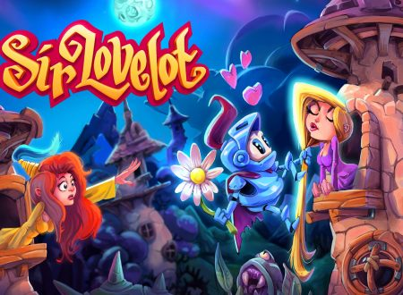 Sir Lovelot: uno sguardo in video al titolo dai Nintendo Switch europei