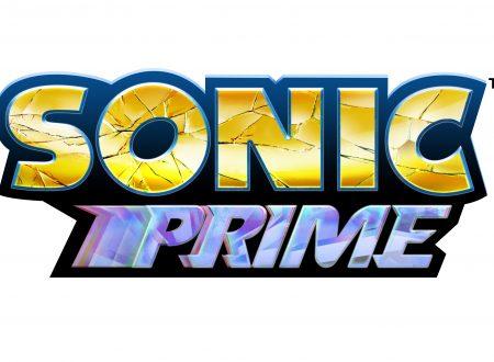 Sonic Prime: Netflix annuncia la serie animata 3D dedicata all'istrice blu, in arrivo nel 2022