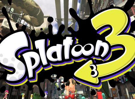 Splatoon 3: il titolo ufficialmente annunciato per l'arrivo nel 2022 sui Nintendo Switch europei