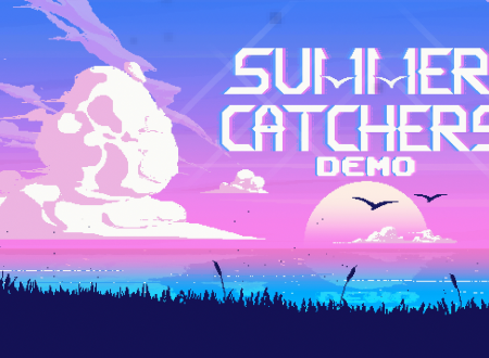 Summer Catchers, uno sguardo in video al titolo dai Nintendo Switch europei