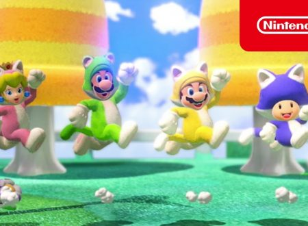 Super Mario 3D World + Bowser's Fury: pubblicato il video commercial, Due avventure in una