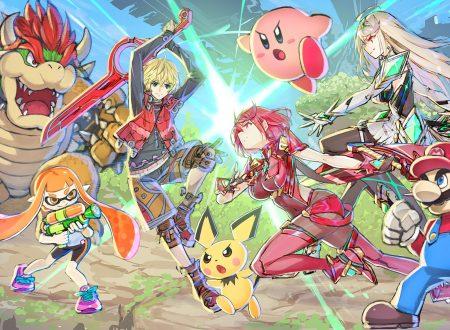 Super Smash Bros. Ultimate: annunciato l'arrivo di Pyra e Mythra come personaggi DLC