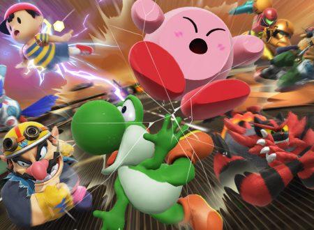 Super Smash Bros. Ultimate: svelato l'arrivo del torneo: Corpi speciali
