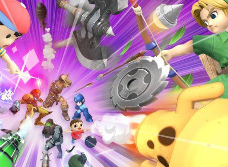 Super Smash Bros. Ultimate: svelato l'arrivo del torneo: Proiettili a non finire