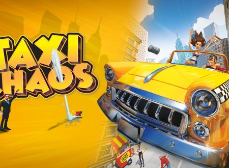 Taxi Chaos: uno sguardo in video al titolo dai Nintendo Switch europei