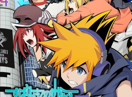 The World Ends with You: The Animation, la serie anime in arrivo il 9 aprile in Giappone