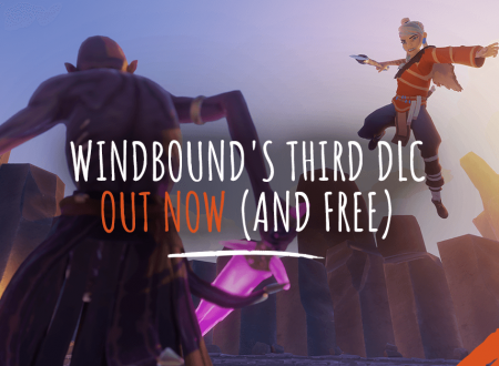 Windbound: ora disponibile la versione 1.3.40603.424 sui Nintendo Switch europei