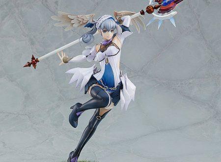 Xenoblade Chronicles: Definitive Edition, mostrato il design della figure in scala di Melia