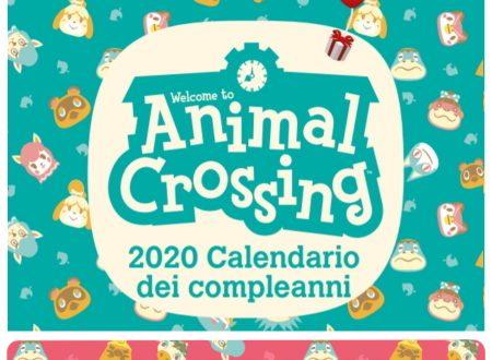 Animal Crossing: New Horizons, il calendario dei compleanni degli animali nel mese di marzo
